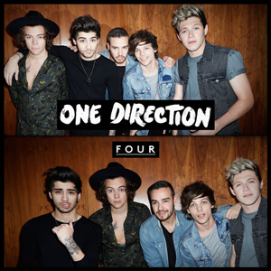 Click to listen to One Direction's 'Fireproof'