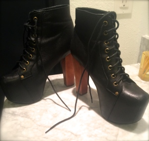 Shoes: Jeffrey Campbell Lita boots
